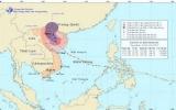 Haiyan đi vào đất liền, suy yếu thành áp thấp nhiệt đới