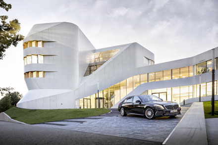 S65 AMG 2015 chính thức xuất hiện
