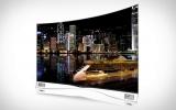 TV OLED màn hình cong đầu tiên về VN giá gần 300 triệu đồng