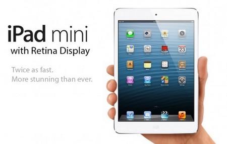 iPad mini thế hệ mới được xem là một sự nâng cấp đáng kể từ thế hệ đầu tiên