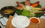 Lẩu thả đặc sản Phan Thiết