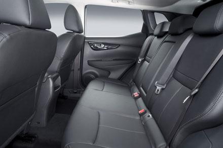 Hình ảnh chính thức đầu tiên của Nissan Qashqai 2014 thế hệ thứ hai