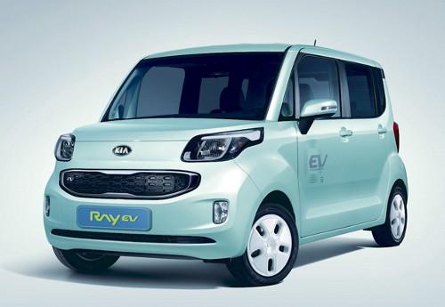 Kia Soul EV đi được hơn 200km cho 1 lần sạc điện