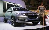 Honda Urban SUV concept lộ thông số động cơ