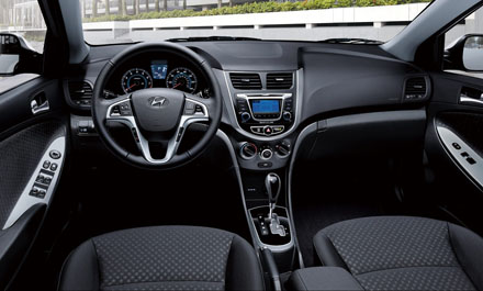 So sánh các mẫu hạng B tại Mỹ (nguồn Hyundai)