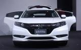 Honda Vezel - đối thủ mới của Ford EcoSport