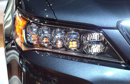 Acure RLX Sport Hybrid sẽ chính thức có mặt tại thị trường Mỹ vào giữa năm 2014.