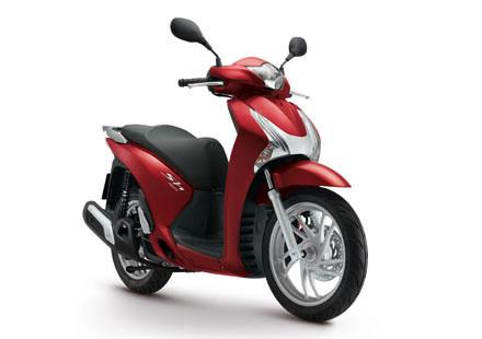 Honda Việt Nam làm mới xe ga SH