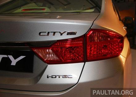 Honda City 2014 ra mắt lần đầu tiên tại Ấn Độ