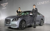Hyundai Genesis sedan 2014 chính thức ra mắt
