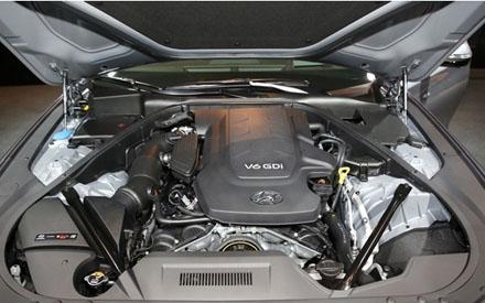 Hyundai Genesis  sedan mới ra mắt tại Hàn Quốc