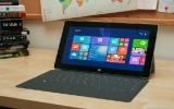 Microsoft Surface bị lỗi quá nóng và mờ màn hình