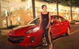 """Mazda3: Xe Nhật giá """"mềm"""" hút khách"""