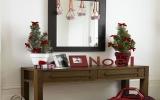 Trang trí tiền sảnh cực đẹp đón Giáng sinh về