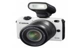 Canon EOS M2 trình làng với cảm biến lấy nét lai