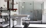 Mẹo bài trí đẹp và độc đáo cho phòng tắm nhỏ