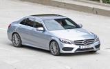 Mercedes C-class thế hệ mới lộ thông số kỹ thuật