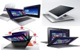 Laptop 'biến hình' - xu hướng mới của thị trường máy tính