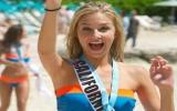 Hoa hậu tuổi teen bị tin tặc chụp hình tống tình