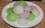 Bánh bò nước cốt dừa