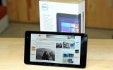 Mở hộp máy tính bảng Windows nhỏ gọn - Dell Venue 8 Pro