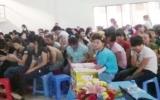 Tư vấn sức khỏe sinh sản cho hơn 500 thanh niên công nhân