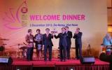 Người Việt Nam đầu tiên đạt giải nhất nhà quản lý trẻ Đông Nam Á