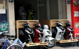 Honda SH nhập chạm mức 13.000 USD