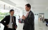 Nhiều nhà khoa học quốc tế điện tử - viễn thông đến Việt Nam