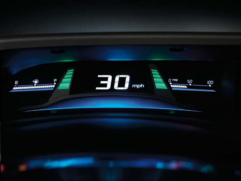 Tìm hiểu hệ thống Econ Mode trên Honda Civic
