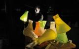 3 mẫu đèn treo lạ mắt cho nhà thêm độc đáo