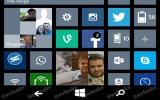 Windows Phone 8.1 sẽ có các nút điều hướng ảo như Android
