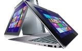 Laptop biến hình tấn công phân khúc phổ thông
