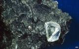 Phát hiện kim cương bên dưới các núi băng Nam cực