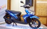 Yamaha ra mắt Ego S phun xăng điện tử giá 1.500 USD