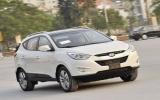 Hyundai Tucson phiên bản mới giá từ 935 triệu đồng