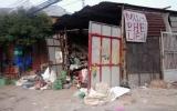 Lập lại trật tự kinh doanh phế liệu ở phường Dĩ An