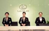 Khám phá đại lí đầu tiên của Lexus tại Việt Nam