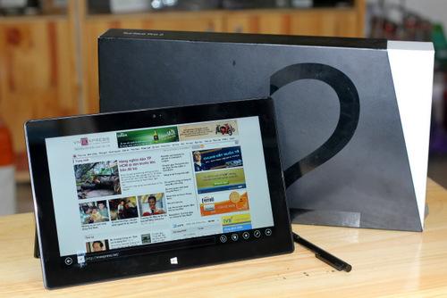 Microsoft Surface Pro 2.