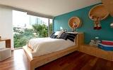 Phòng ngủ thư giãn với 3 gam màu tuyệt đẹp