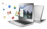 Chrome OS của Google chiếm 21% thị phần laptop toàn cầu trong 2013