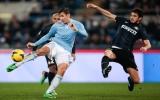 Klose ghi bàn duy nhất giúp Lazio đánh bại Inter Milan