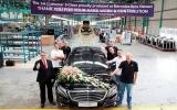 Xuất xưởng xe đắt nhất tại Việt Nam