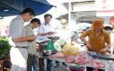 Thực hiện các giải pháp tăng cường bảo đảm an toàn thực phẩm trong dịp Tết Nguyên đán Giáp Ngọ 2014