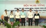 Công đoàn các KCN Bến Cát tổng kết phong trào CNLĐ và hoạt động công đoàn năm 2013