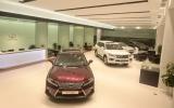 Đẳng cấp showroom đầu tiên của Lexus Việt Nam