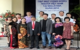 Chính thức ra mắt Ban liên lạc người Việt tại Malaysia