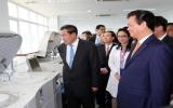 Thủ tướng dự khánh thành Bệnh viện Chợ Rẫy-Phnom Penh