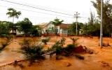 Bình Thuận kiểm tra độ an toàn các hồ chứa nước thải titan