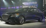 Hyundai Genesis 2015 chính thức ra mắt tại Mỹ